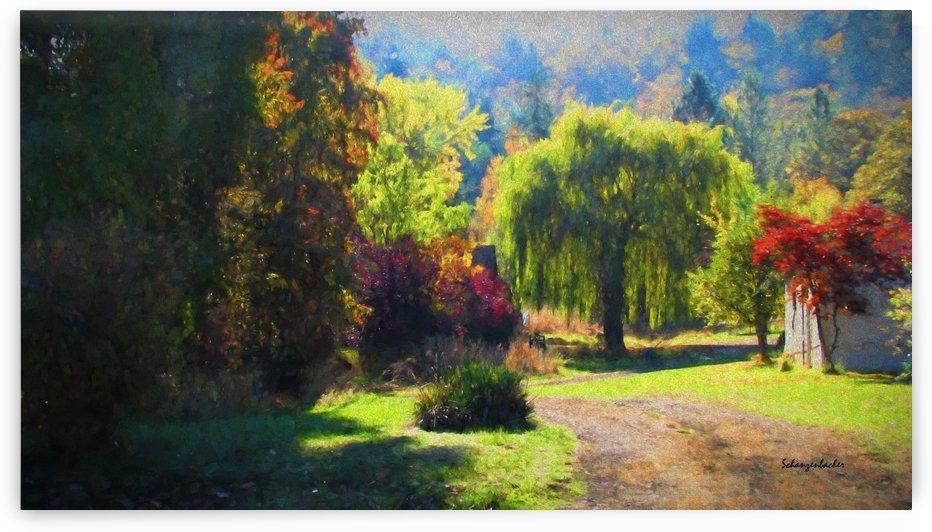Losing the Leaves by Aurelia Schanzenbacher Sisters Fine Arts