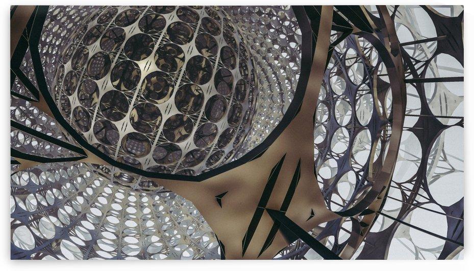 Ardomar abstraction  by Jean-Francois Dupuis