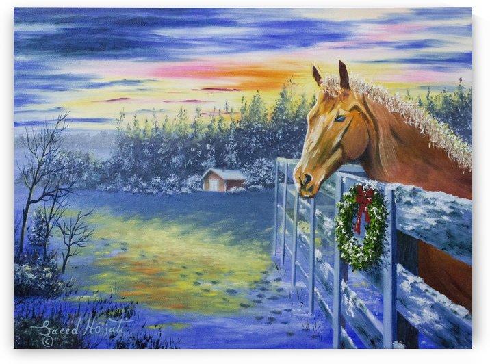 A Royal Christmas  by Saeed Hojjati