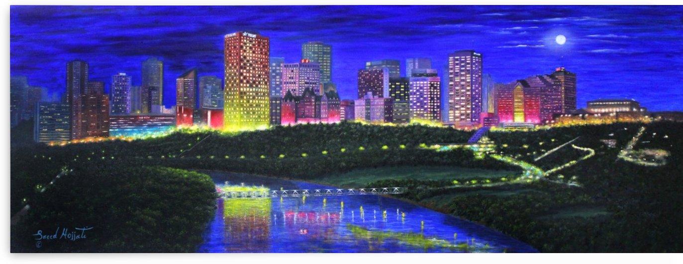 E Town Magnificence Edmonton by Saeed Hojjati