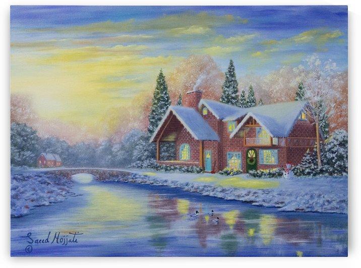 Home for Christmas II by Saeed Hojjati