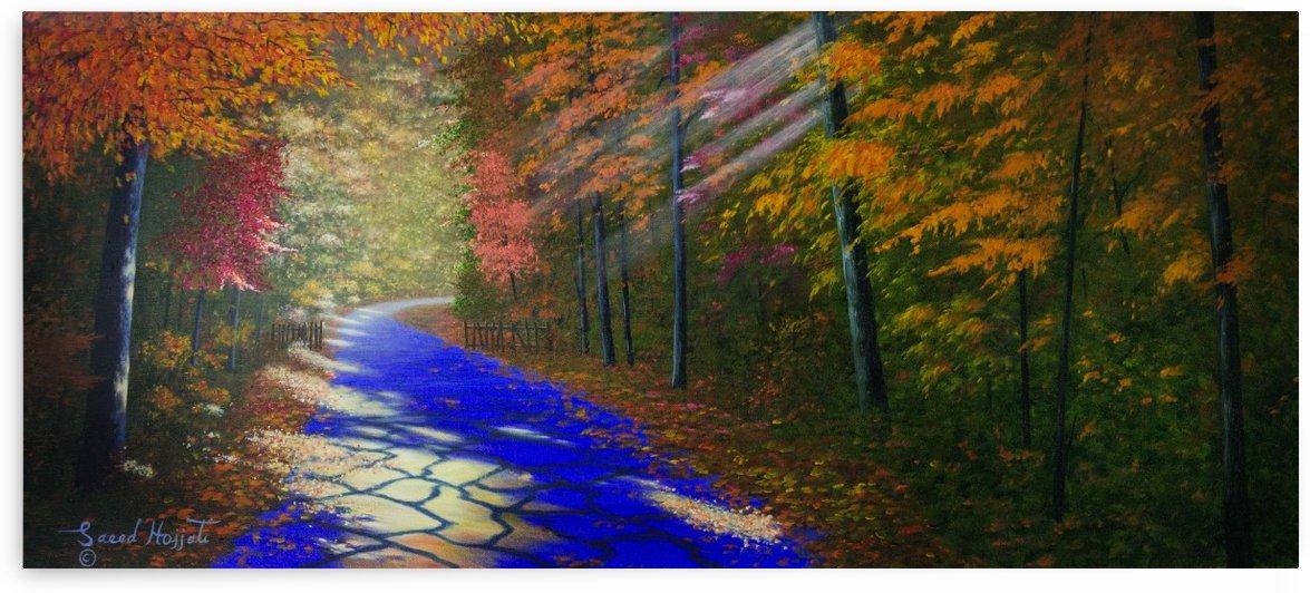 The Glory of Fall by Saeed Hojjati
