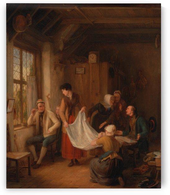 The Pedlar by David Wilkie