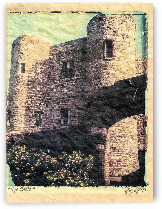 Rye Castle by Jon Knight Loruenser