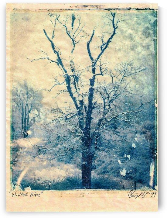 winter blues by Jon Knight Loruenser