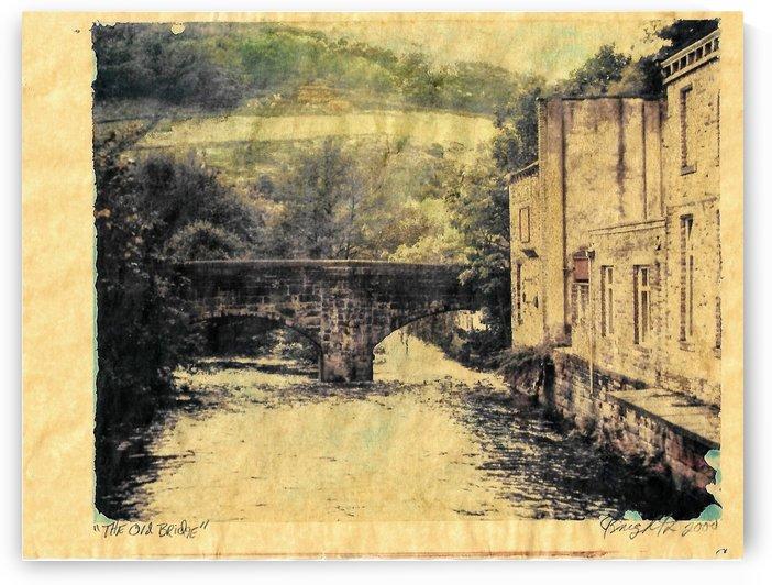 the old bridge by Jon Knight Loruenser