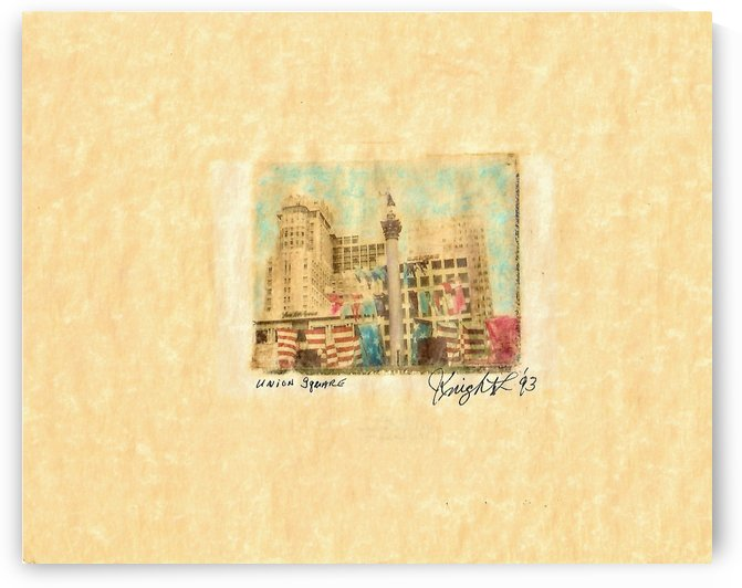 Union square by Jon Knight Loruenser