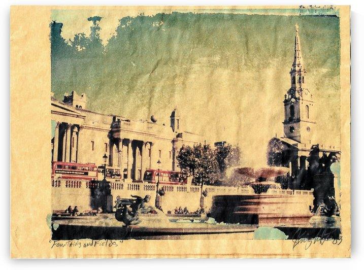 fountains and Fields by Jon Knight Loruenser
