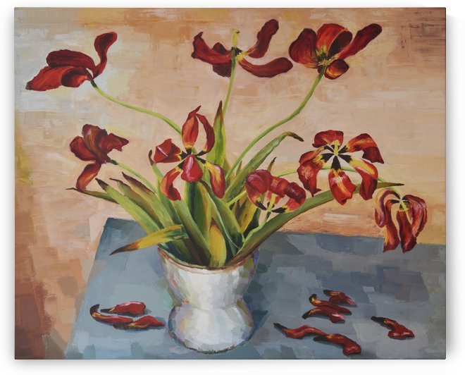 Tulips by Zentai