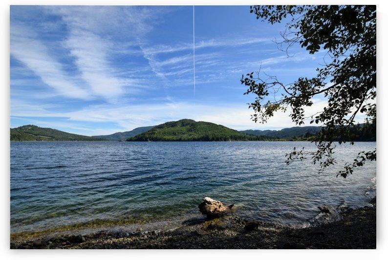 Horne Lake BC by Stuart Spofford