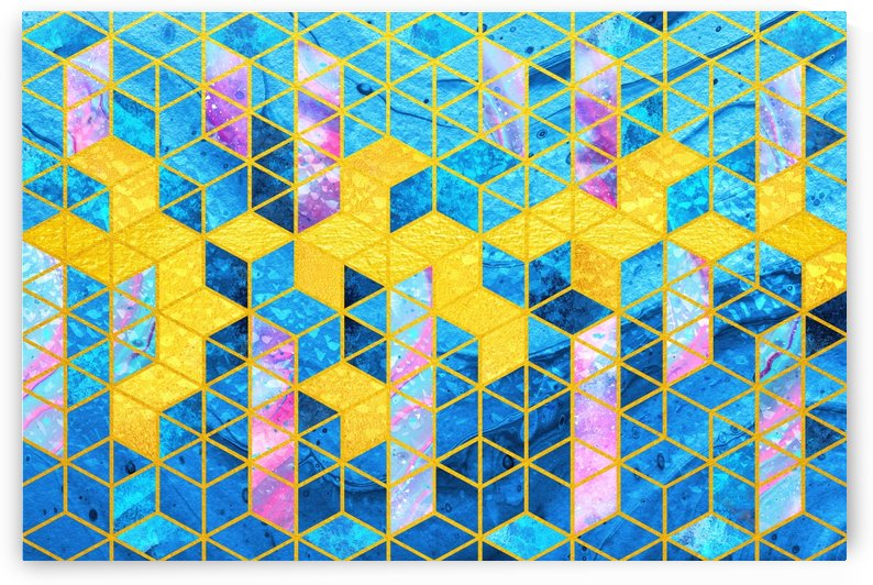 Geometric XXXXXX by Art Design Works