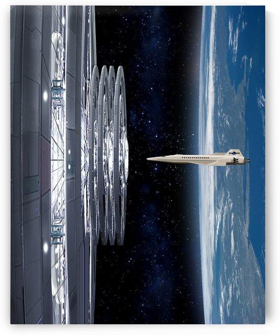 Shuttle XPS-223 by Bill Wright