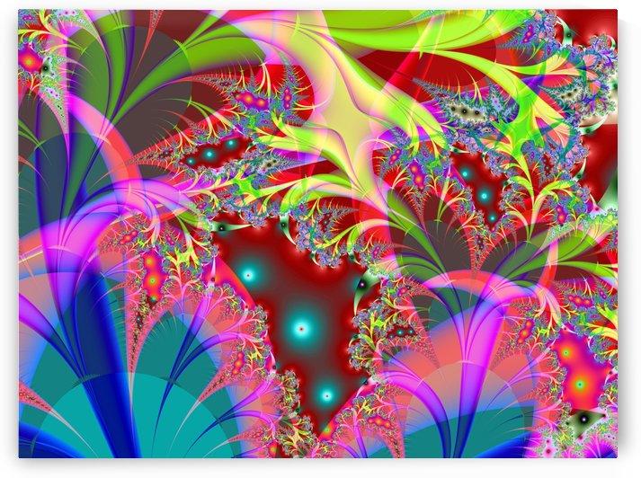 Tangerine_Island_3 by Egalitarian Art Gallery