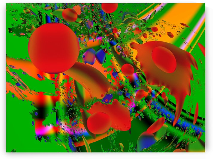Tangerine_Island_7 by Egalitarian Art Gallery