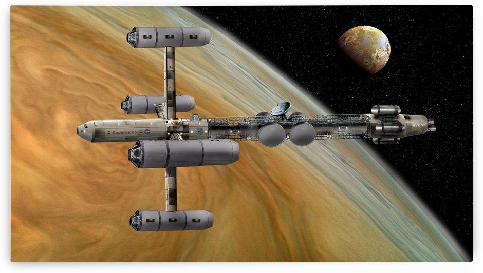 Jupiter Mission by Bill Wright