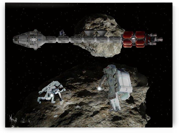 Astero Mine by Bill Wright