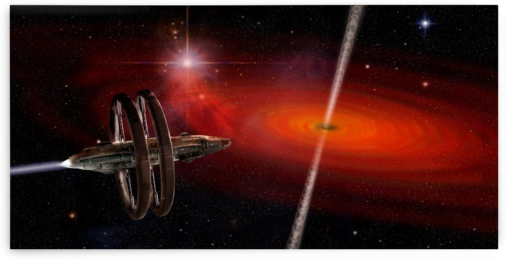 Black Hole by Bill Wright