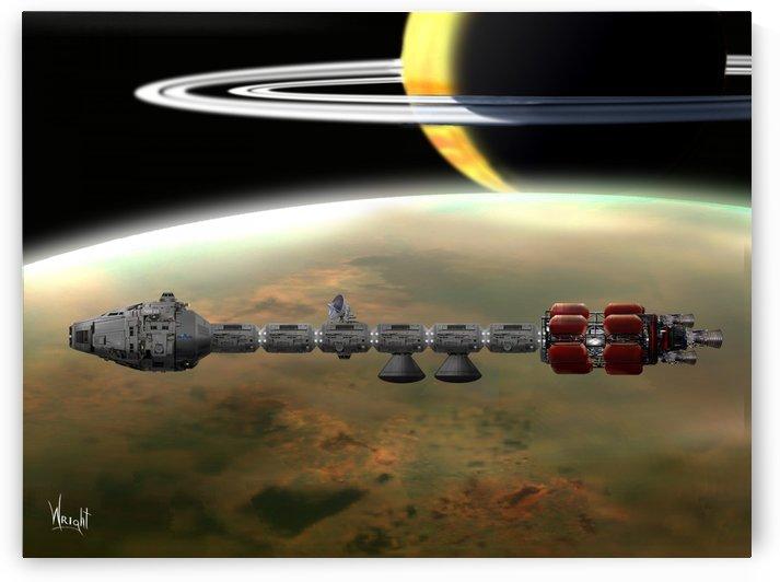 LongShip Grissom by Bill Wright