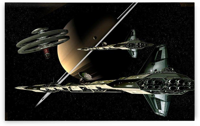 ASTRA Fleet by Bill Wright