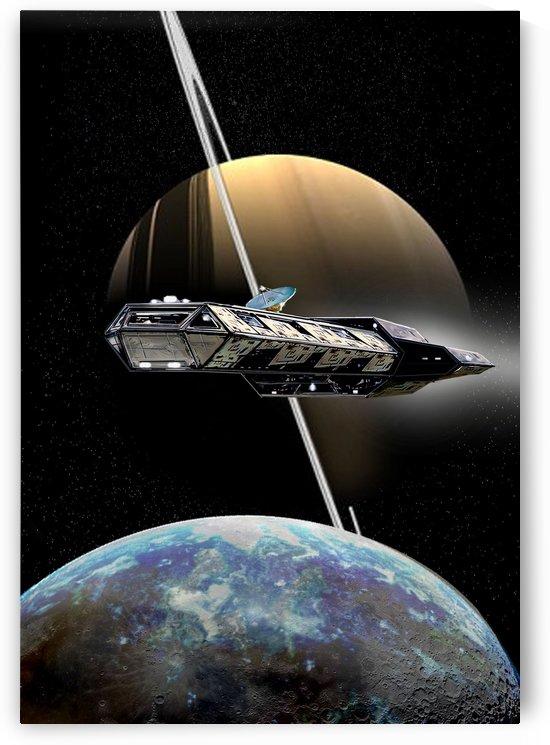 Starliner Transport by Bill Wright