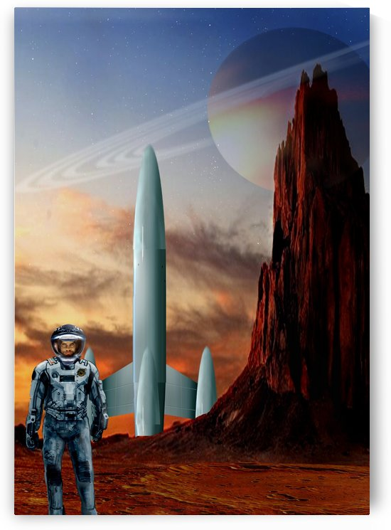Space Ranger by Bill Wright