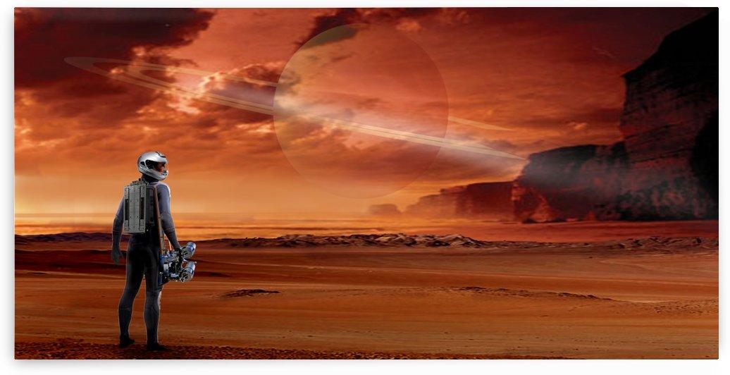TItan Explorer by Bill Wright