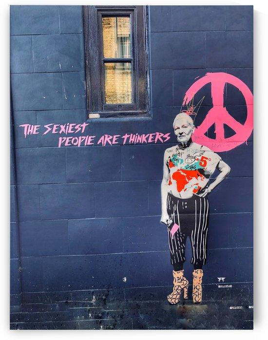 Graffiti Art - London by UrbanStreetBeats