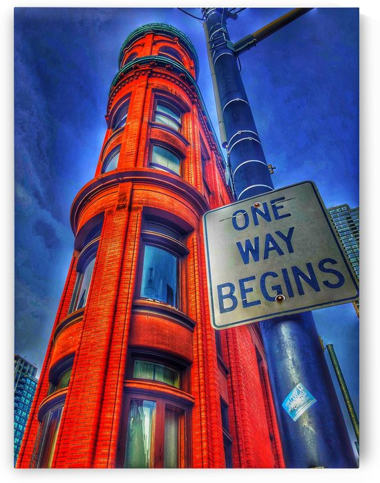 One Way Begins - Toronto by UrbanStreetBeats