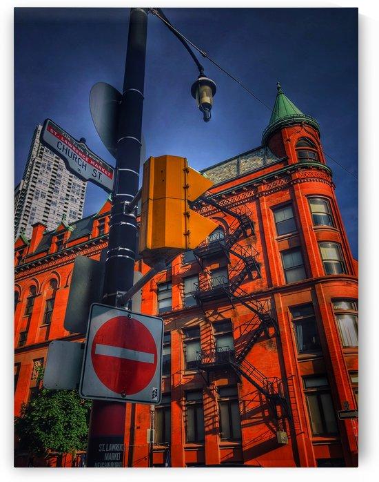 Front FlatIron View - Toronto by UrbanStreetBeats