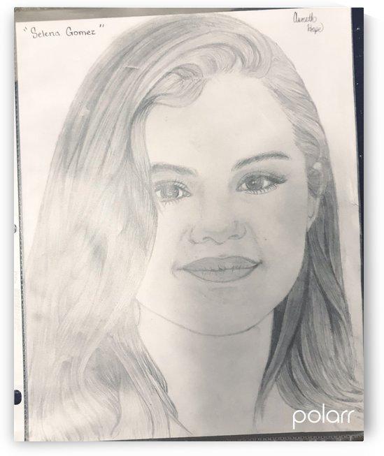 _Selena Gomez_ by Annah Hape