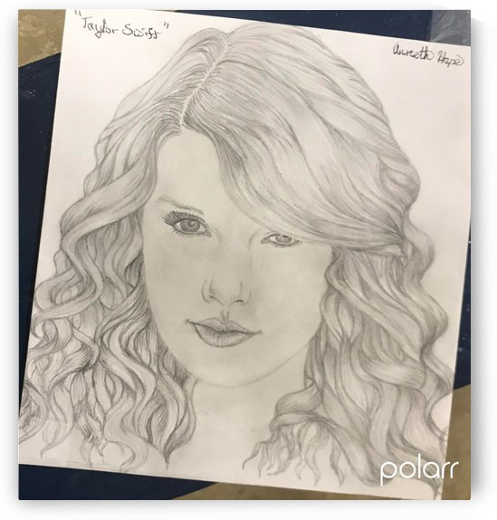_Taylor Swift_  by Annah Hape