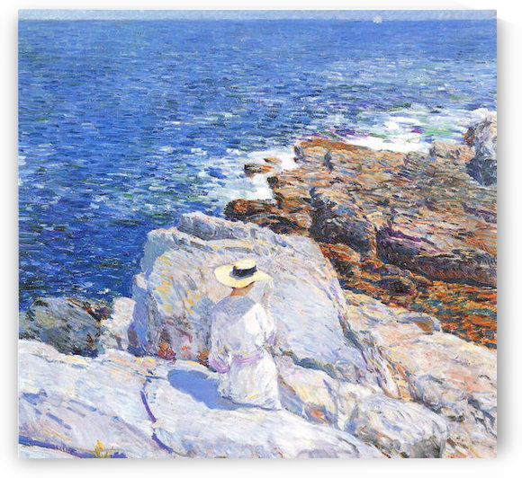 The Southern rock riffs, Appledore by Hassam by Hassam