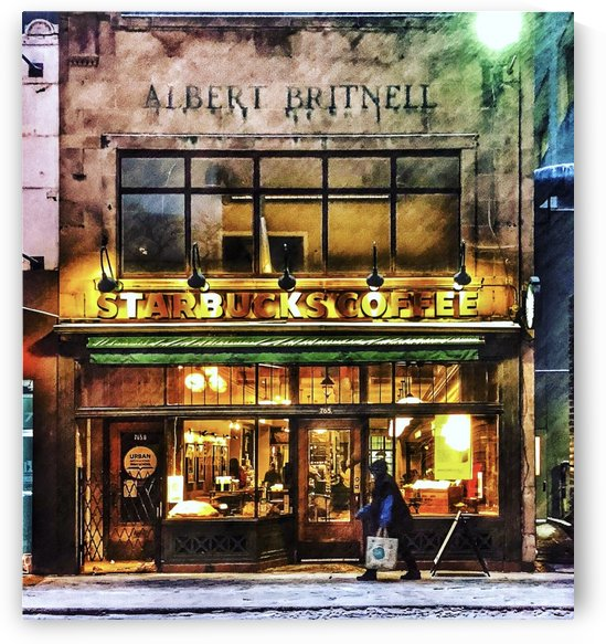 Yonge Starbucks - Toronto by UrbanStreetBeats