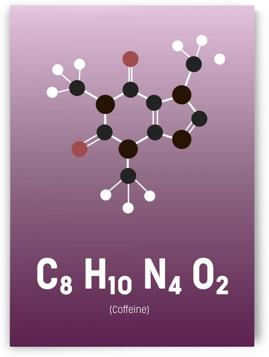 Koffein purple metalic by CyclopsfromHungary