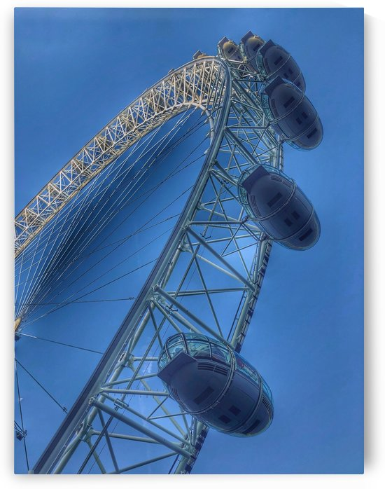 London Eye by UrbanStreetBeats