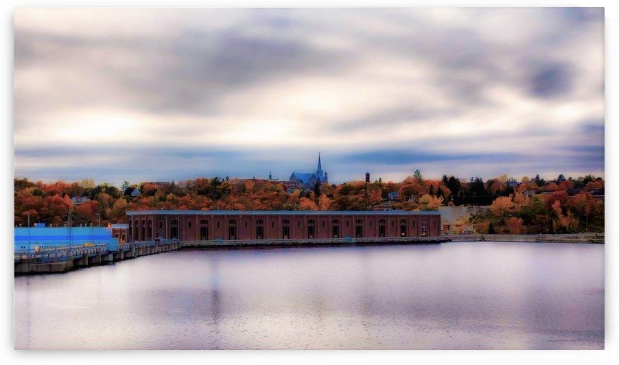 Barrage by Annie St-Pierre Photographie