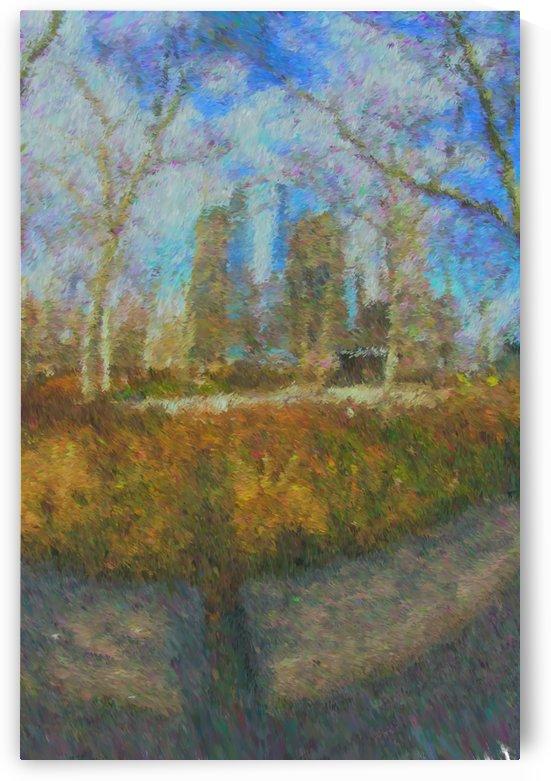 Skyscrapers by Bob McCulloch