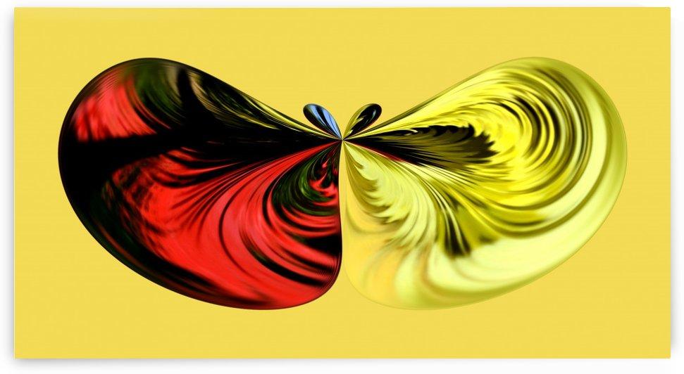 Butterfly by Rizal Ghazali