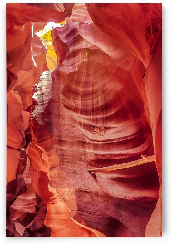 Upper Antelope Canyon 7 by Telly Goumas