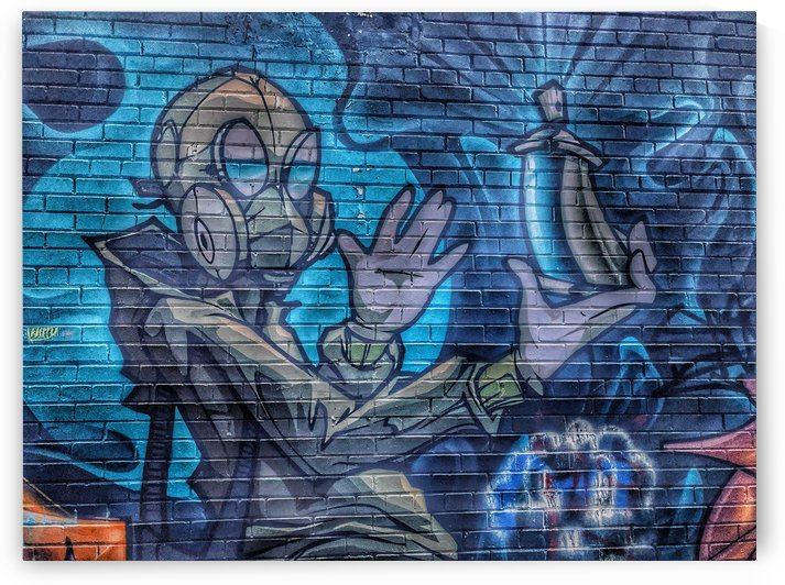 Graffiti Alley - Toronto. by UrbanStreetBeats