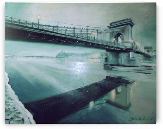 Chain Bridge by ArtofCaelia