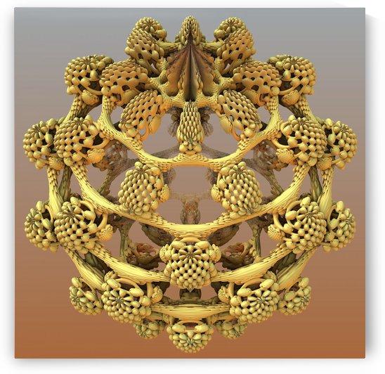 Golden Organic by Matthew Lacey