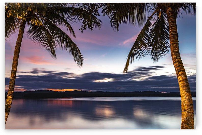 Sunset Colors -  Ilheus Brazil by Carol Assis