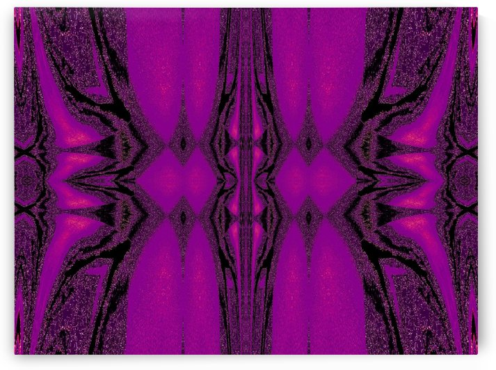 Purple Desert Song 4 by Sherrie Larch