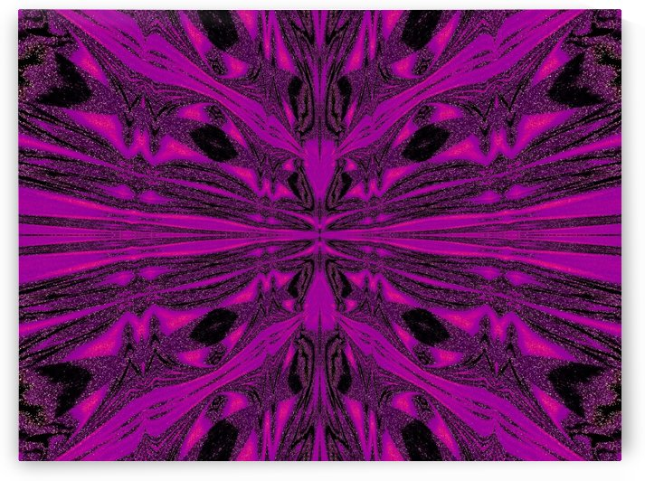 Purple Desert Song 10 by Sherrie Larch
