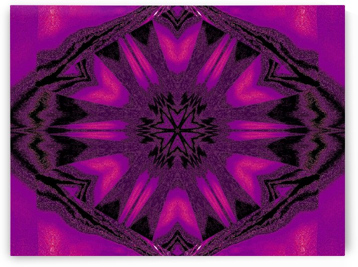 Purple Desert Song 22 by Sherrie Larch