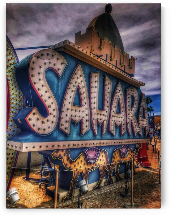 Sahara  - Vegas by UrbanStreetBeats