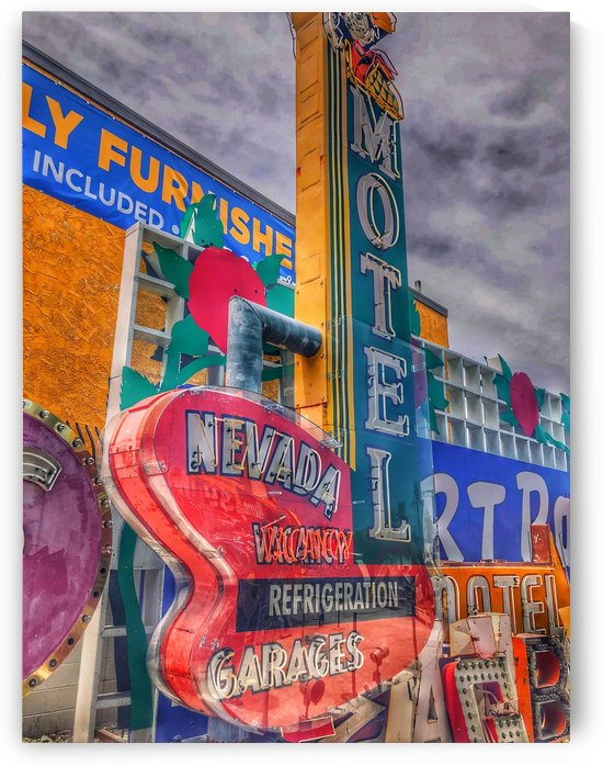 Nevada Motel by UrbanStreetBeats