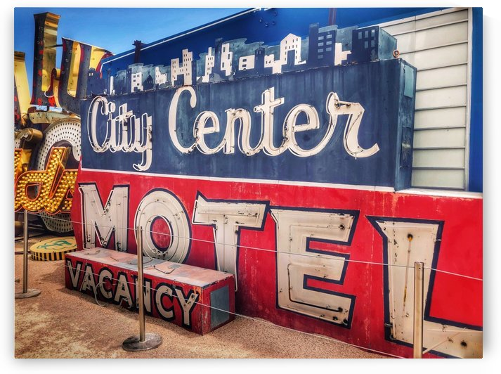 City Center Motel by UrbanStreetBeats