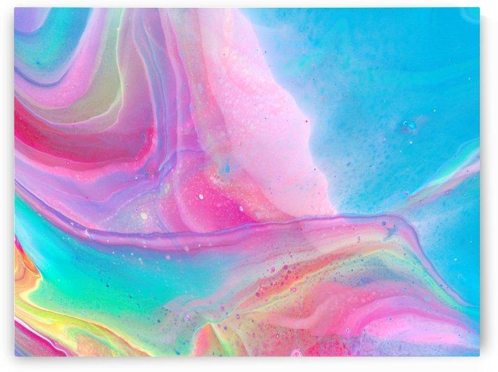 Phoenix of the Nebula by LavaArtFlow